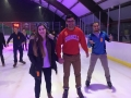 Zetes and dates ice skate